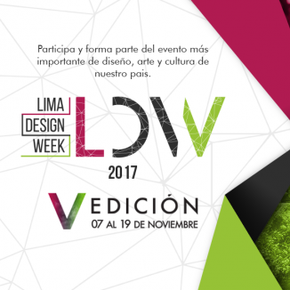 Lima Design Week + España